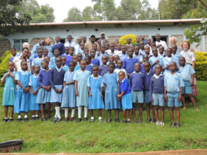 Most of the children at the original orphanage