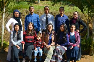 SETI Bible evangelism students 2016