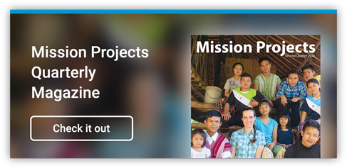 Mission Projects Quarterly Magazine